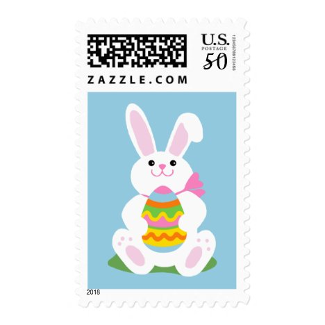 Easter Bunny Postage