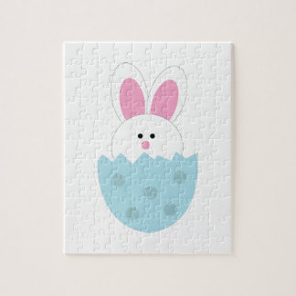 Easter Bunny Jigsaw Puzzles