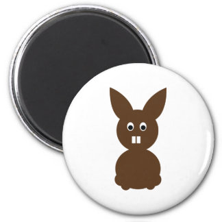 easter bunny rabbit magnet