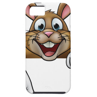 Easter Bunny Rabbit Pointing iPhone SE/5/5s Case