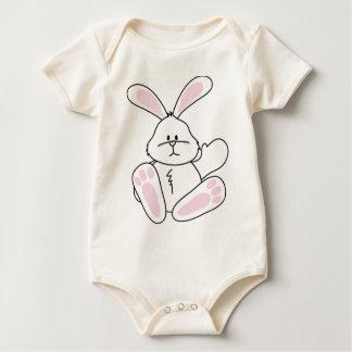 easter bunny romper