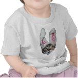 Easter Bunny Savannah Cat Infant T-Shirt