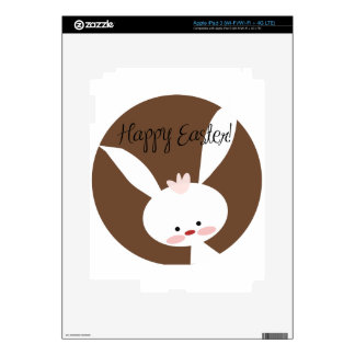 Easter Bunny Skins For iPad 3