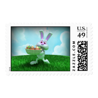 Easter Bunny Stamps