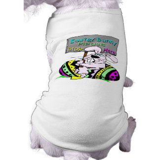 Easter Bunny Stop Here T-Shirt