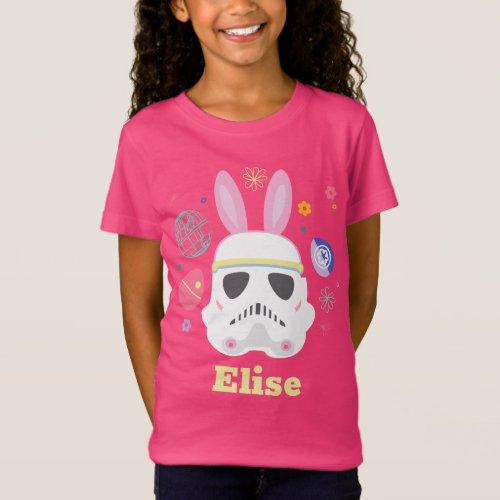 Easter Bunny Stormtrooper T_Shirt