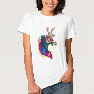 Easter Bunny Super Hero Shirt