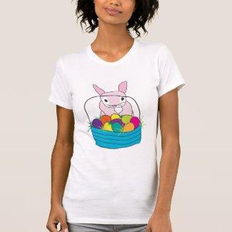 Woman's Easter Bunny Tee shirt