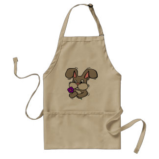 Easter Bunny T shirts and Gifts Adult Apron
