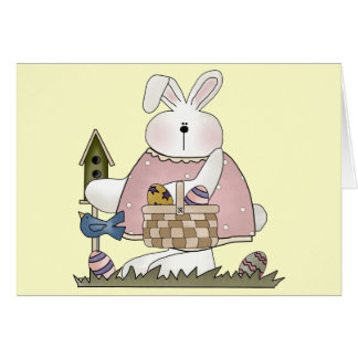 Easter Bunny T shirts and Gifts Card