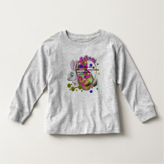 Easter Bunny T-Shirts with Bible Quote