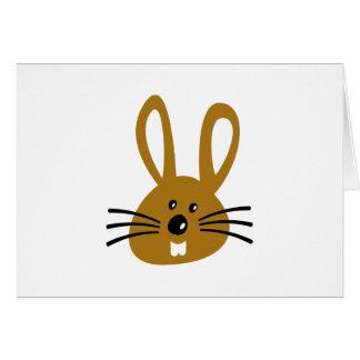 Easter Bunny Tarjeta De Felicitación