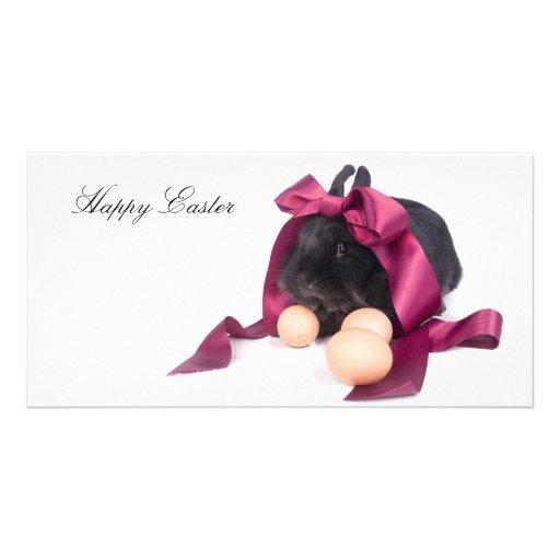 Easter Bunny Tarjeta Personal