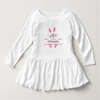 Easter Bunny Toddler Dress