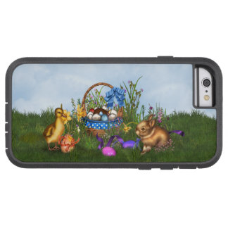 Easter Bunny Tough Xtreme iPhone 6 Case