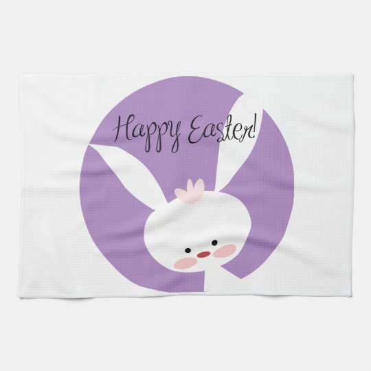 Easter Bunny Towel