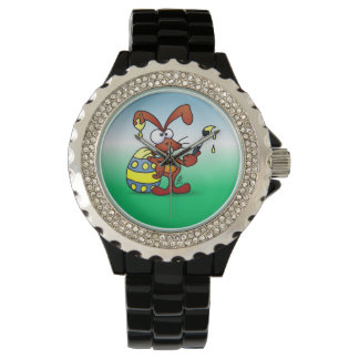 Easter Bunny Watches
