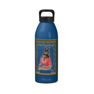 Easter bunny water bottles