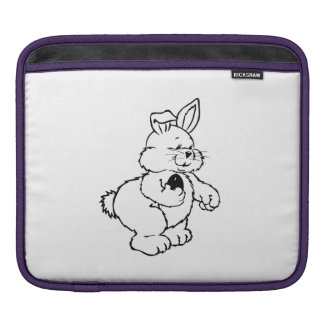 Easter Bunny with Egg Sleeve For iPads