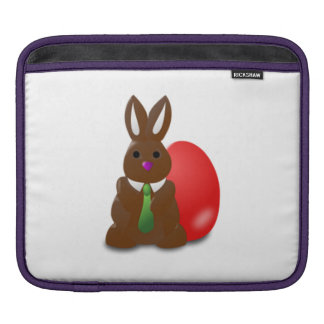 Easter Bunny with Egg Sleeves For iPads