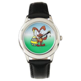 Easter Bunny Wrist Watch