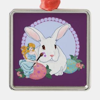 Easter Bunny's Helper Ornament