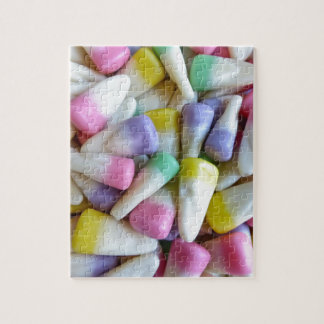Easter Candy Corn Jigsaw Puzzle