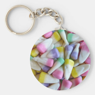 Easter Candy Corn Keychain
