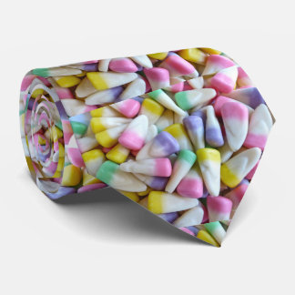 Easter Candy Corn Tie