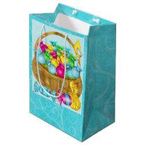 Easter Candy Folk Art MEDIUM BAG ONLY