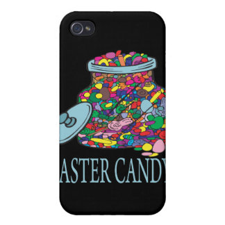 Easter Candy Cover For iPhone 4