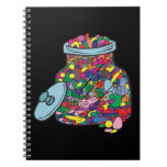 Easter Candy Note Book