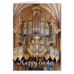 Easter Card - Frombork Cathedral