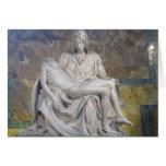 Easter Card--La Pieta