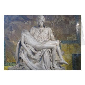 Easter Card--La Pieta Card