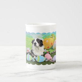 Easter - Cardigan Corgi - Teddy Tea Cup