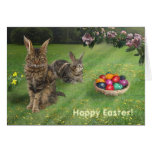 Easter Cats ;-) Card