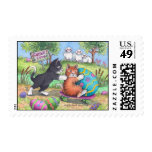Easter Cats Stamp (Bud & Tony)