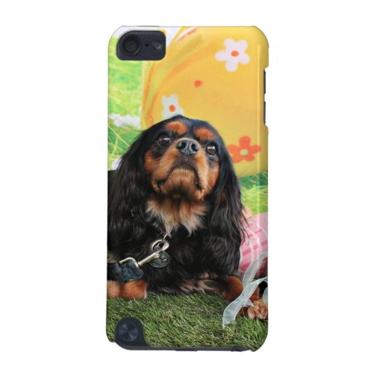 Easter - Cavalier King Charles Spaniel - Charlie iPod Touch 5G Cover