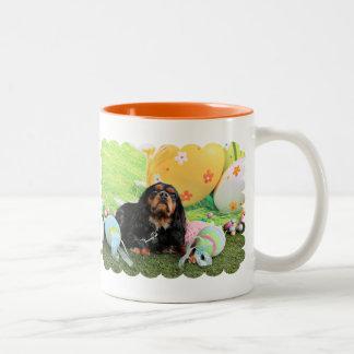 Easter - Cavalier King Charles Spaniel - Charlie Mugs