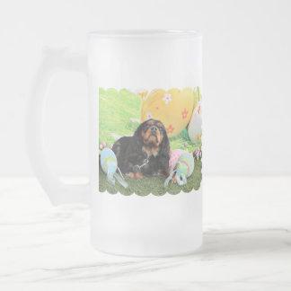 Easter - Cavalier King Charles Spaniel - Charlie Coffee Mugs