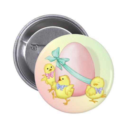 Easter Celebration Pinback Button