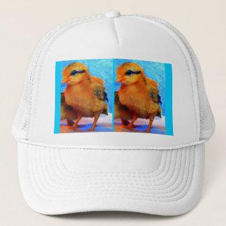 Easter Chick-A-Dee-Light Trucker Hat