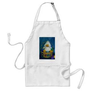 Easter Chick Adult Apron