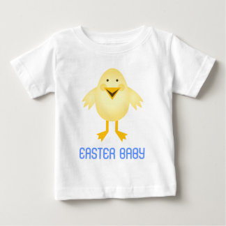 Easter Chick Baby Tee