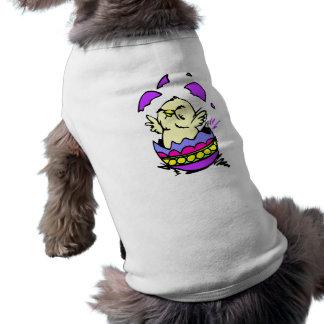 Easter Chick Doggie Tee Shirt