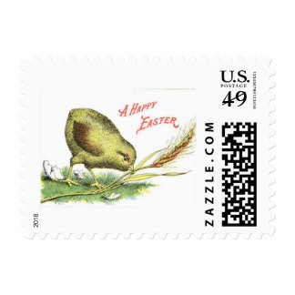 Easter Chick Egg Wheat Postage
