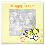 Easter Chick Frame Photo Photographic Print