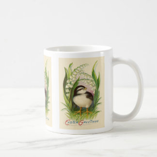 Easter Chick Lily Of The Valley Coffee Mug