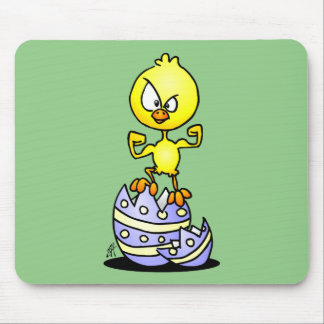 Easter Chick Mouse Pad